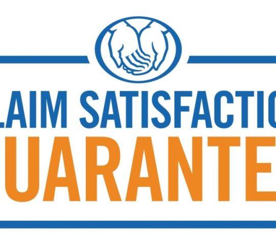 Allstate claim satisfaction