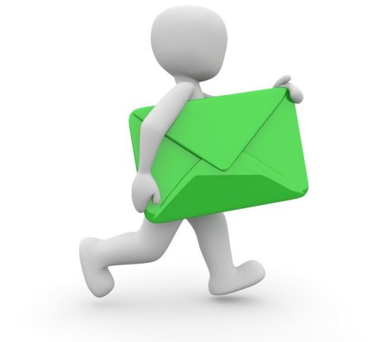 get rid of junk email