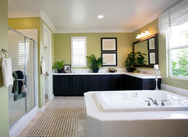 Redoing A Bathroom
