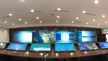Central Control Room (CCR) for Water SCADA | MoEWA | SAUDI ARABIA