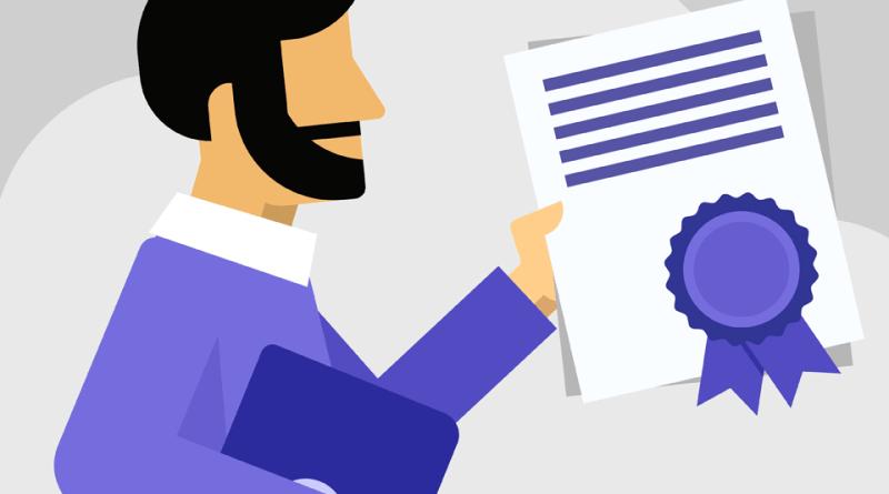 Certificações na contabilidade