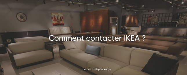 contacter ikea telephone mail