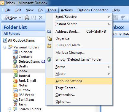 Understanding Outlook Profiles & Account Settings   Outlook
