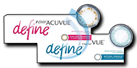 1-DAY ACUVUE DEFINE