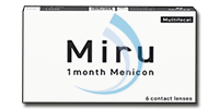 Miru 1month Menicon Multifocal