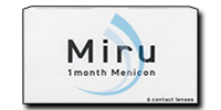 Miru 1month Menicon