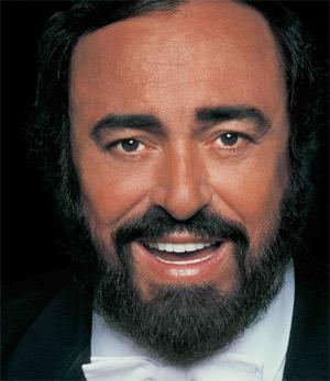 Resultado de imagen para Luciano Pavarotti