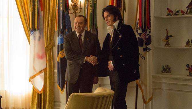 Elvis e Nixon, 2016