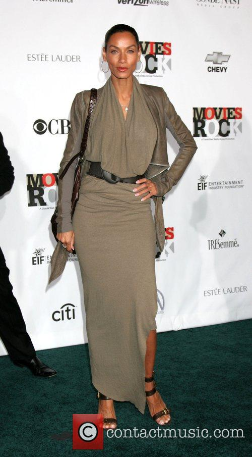 "Nicole Murphy ""Movies Rock"" 2007 - arrivals at"