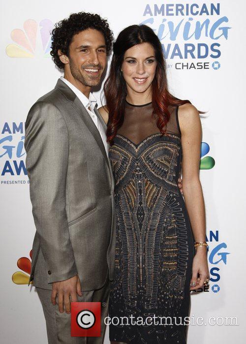 Ethan Zohn And Jenna Morasca Married