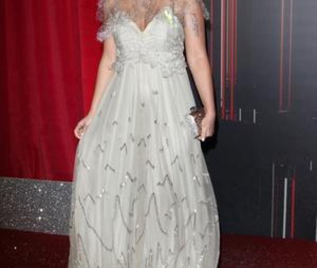Jacqueline Jossa At The  British Soap Awards Held At The Lowry Salford Quays