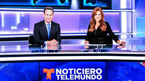 Conductores de Telemundo
