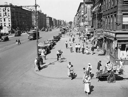 Harlem foto de archivo