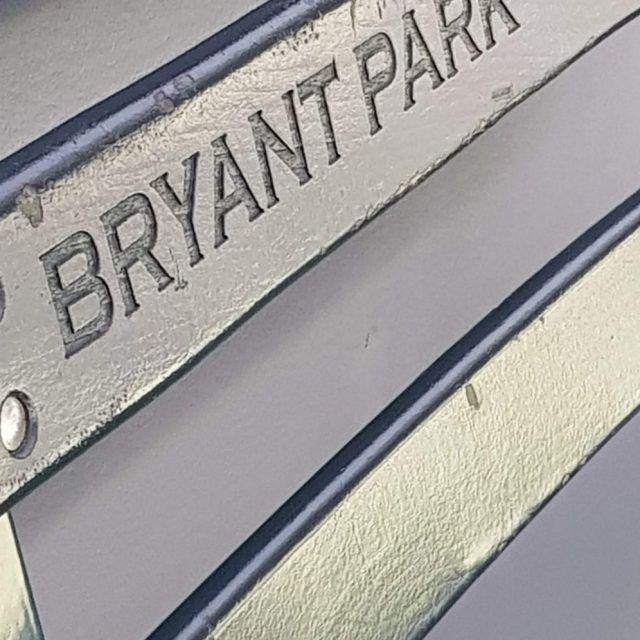 Bryant Park 3