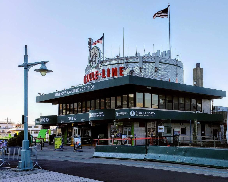 Entrada y boleterías de Circle Line