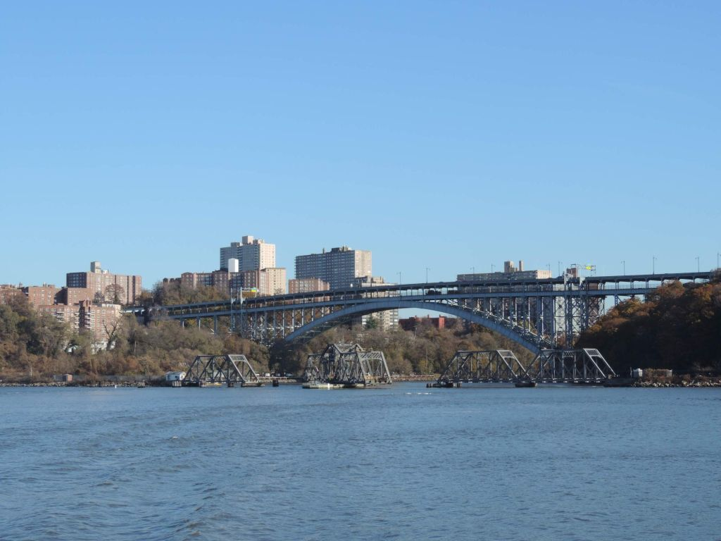 Harlem River desde Cricle Line