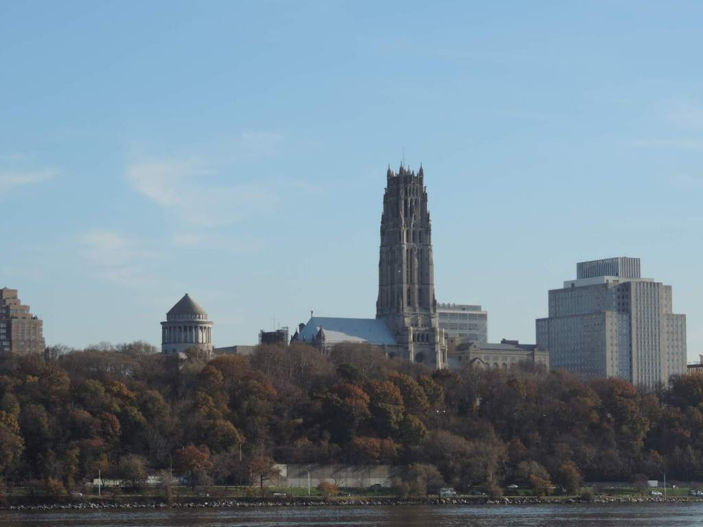 Riverside Church desde Circle Line