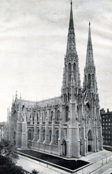 Catedral de San Patricio Foto Histórica