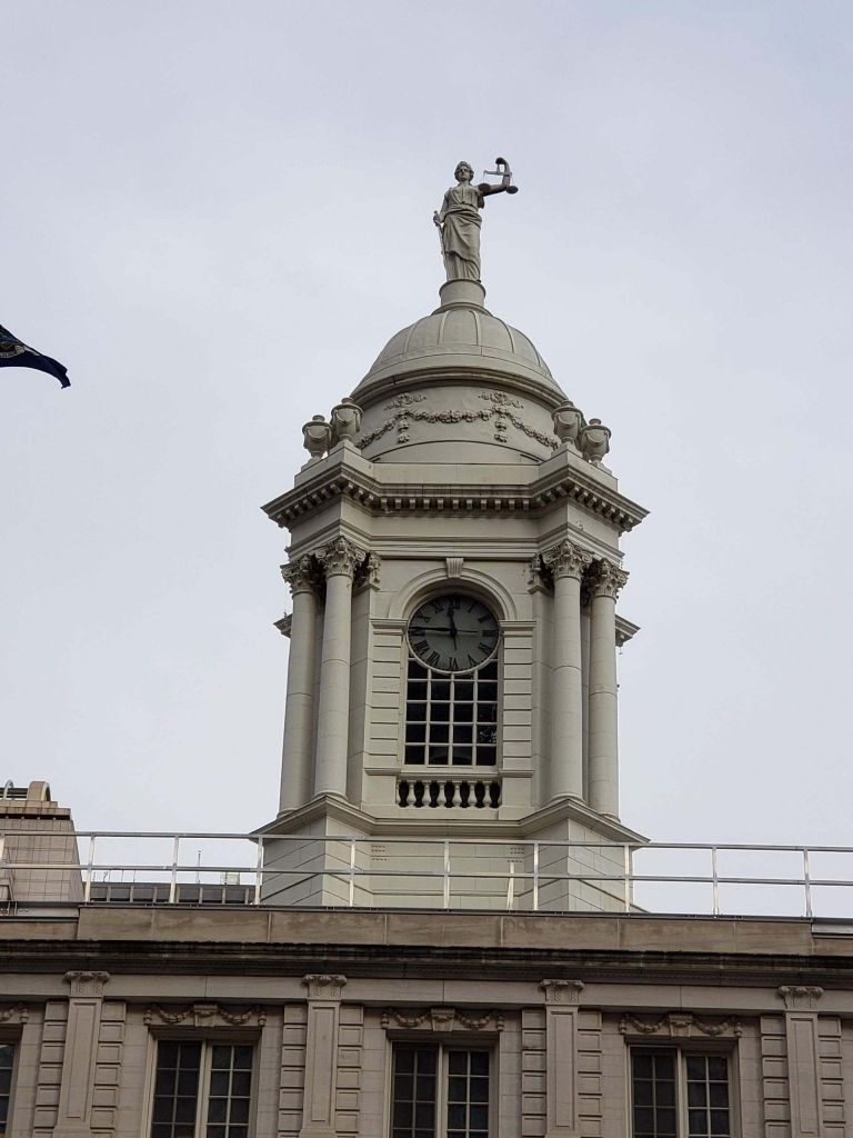 Cúpula del City Hall