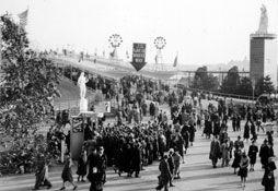 Feria de 1939, foto de archivo Nycgovparks