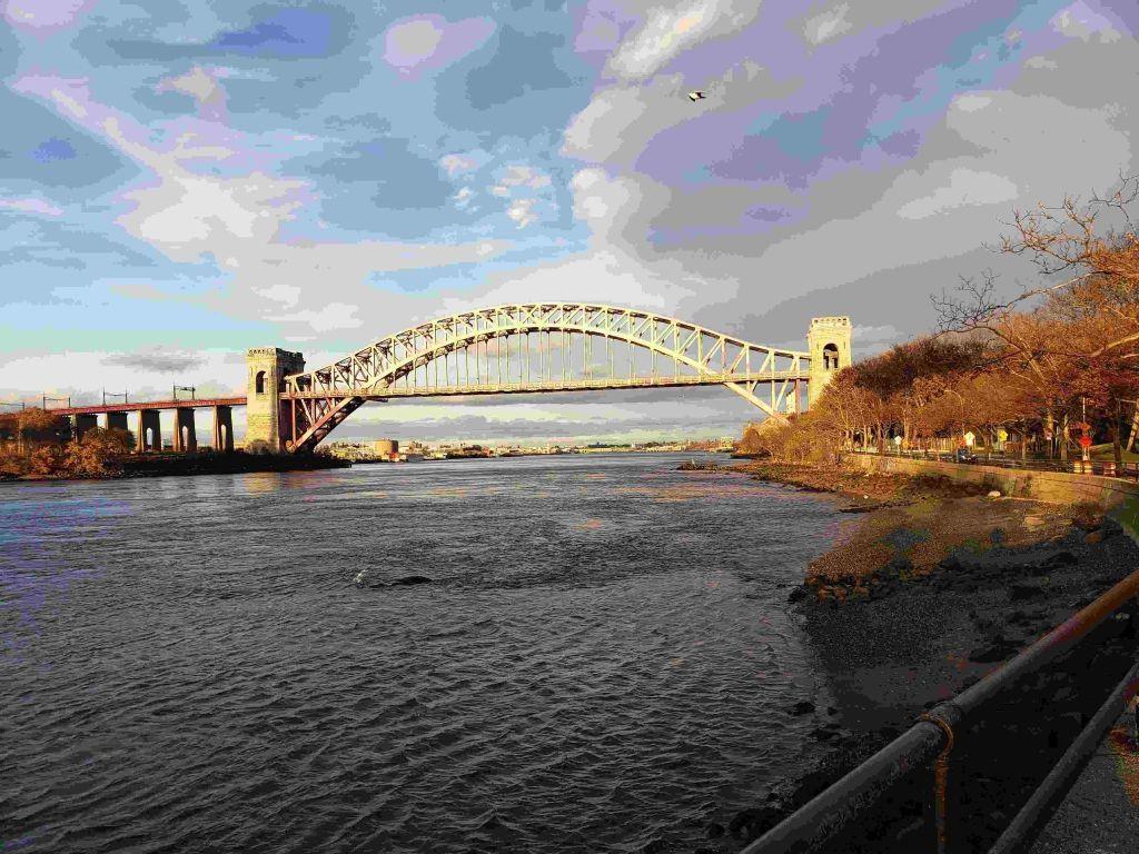 Hell Bridge Astoria Park