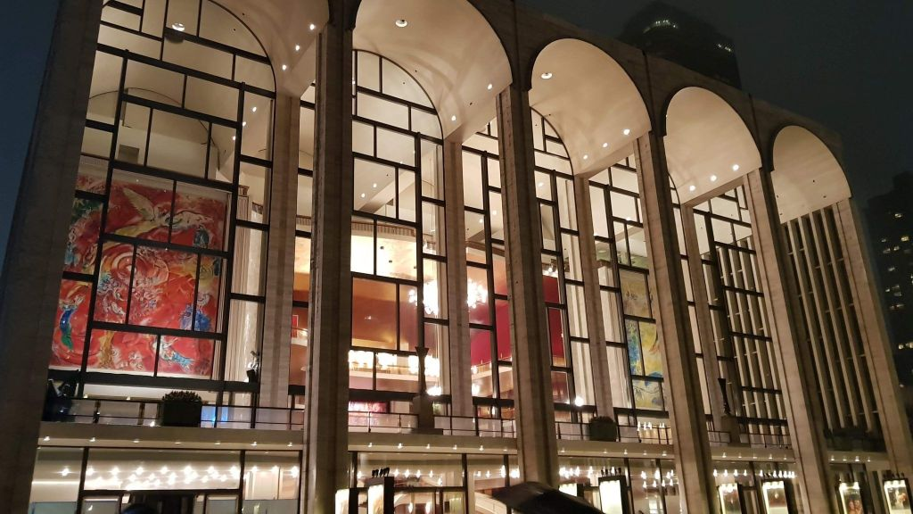 Metropolitan Opera House en Lincoln Center