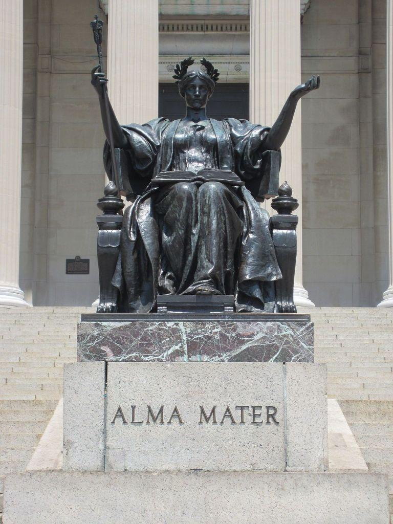 Alma Mater Columbia University