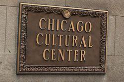 Chicago_Cultural_Center_Sign