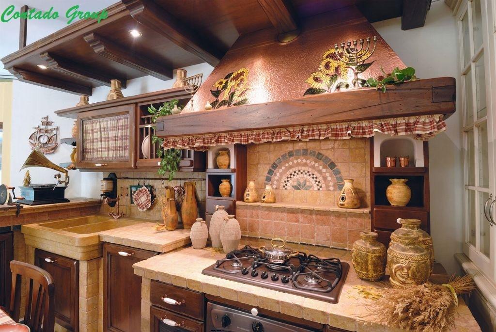 Cappe Classiche Per Cucina - Idee per la progettazione di ...