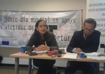 """""""Estado invisibiliza torturas que se presentan fuera del conflicto armado"""" Informe CCCT"""