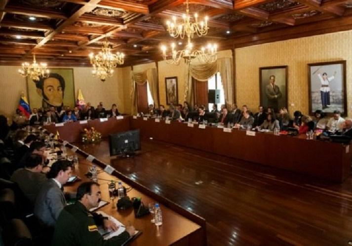 Colombia y Venezuela logran definir hoja de ruta para normalización de la frontera