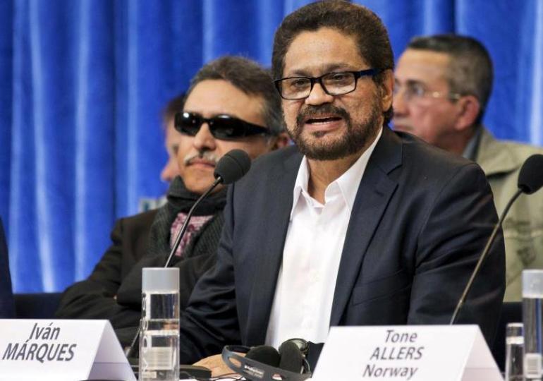 Comunicado de las FARC-EP sobre jurisdicción especial para la paz