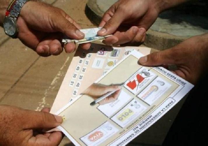 En Carmen del Darién un voto costó entre 50 mil y 200 mil pesos