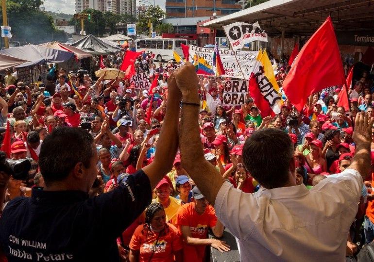 En completa normalidad se cumplió jornada electoral en Venezuela