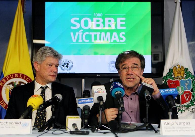Sociedad civil podrá aportar a los puntos más complejos del proceso de paz