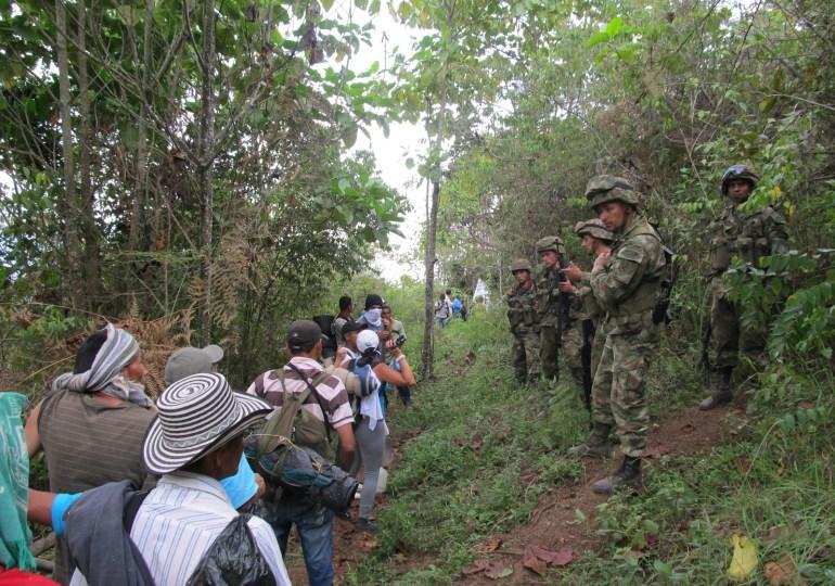 Se agrava crisis de derechos humanos en el Cauca