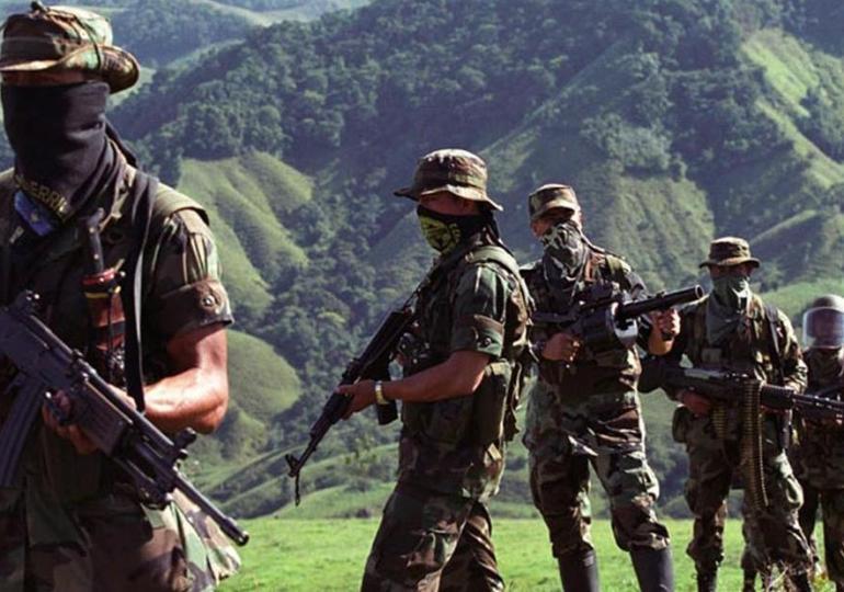 Indígenas confirman presencia paramilitar en resguardo de Chocó