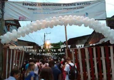 Espacio Humanitario Puente Nayero en Buenaventura celebra 2 años