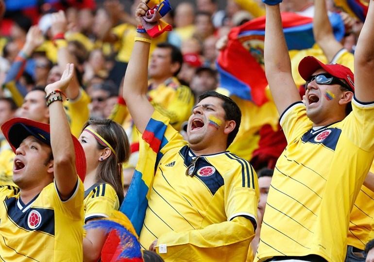 Colombia futbolística