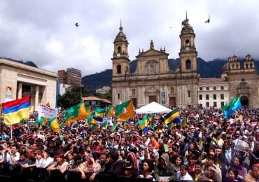 Organizaciones sociales ponen lupa a recursos públicos para la paz