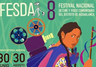 La minga en el centro del 8vo Festival de Cine de Aguablanca