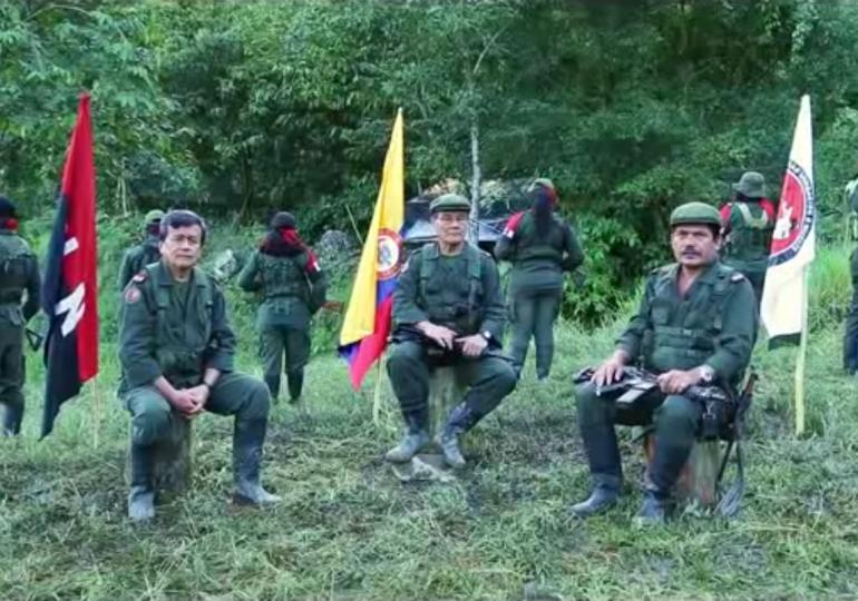 ELN reitera su voluntad para continuar el proceso de paz con el gobierno
