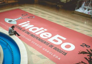 Con una instalación en 'Los Héroes' inicia IndieBo 2016