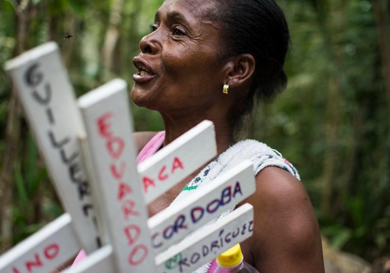 """""""No hay paz para las personas defensoras de derechos humanos"""" OMCT"""