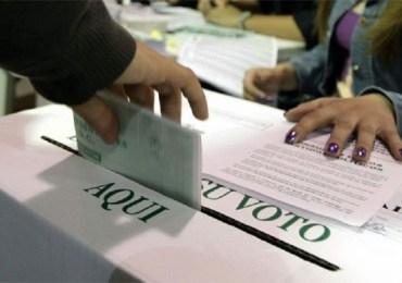 Partidos minoritarios logran acuerdo para impulsar reforma política