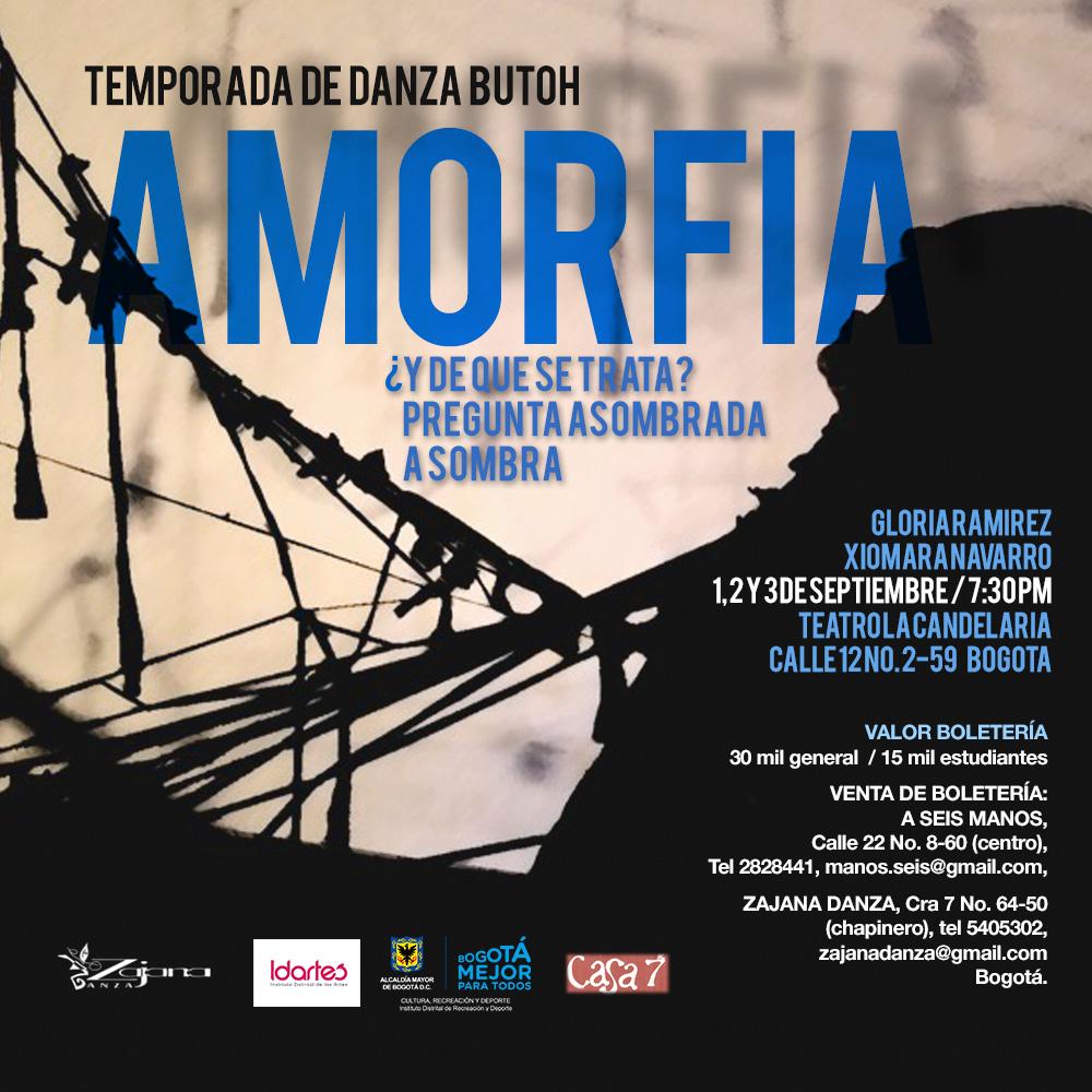 Danza Butoh _AMORFIA_