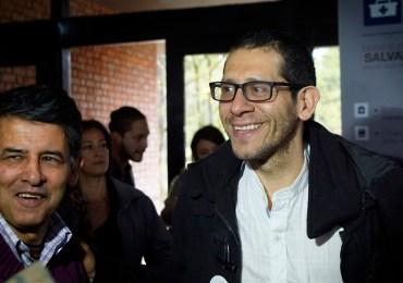 Profesor Miguel Angel Beltran ya está en Bogotá luego de detención en Panamá