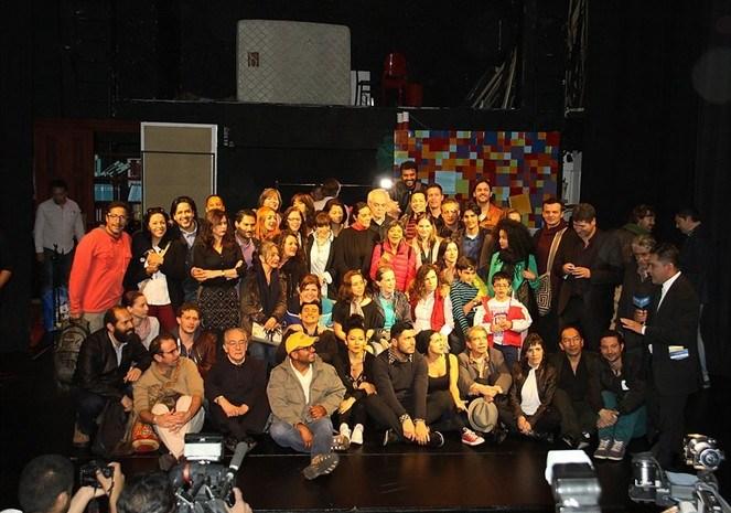 ACA decimos sí: una apuesta de la Asociación Colombiana de Actores por la paz