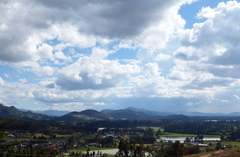 Minería a cielo abierto llegó a Suesca en Cundinamarca