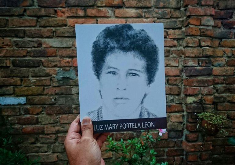 31 años después del Holocausto del Palacio de Justicia entregarán restos de Luz Mary Portela